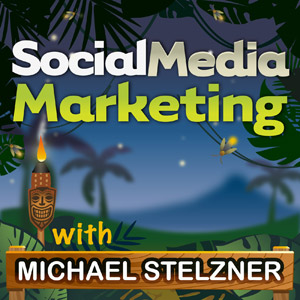 I listen to the Social Media Marketing podcast and you should too.