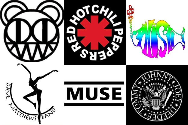 Band logos 'represent' your band and your music.
