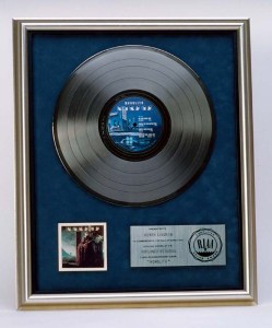 platignum-record