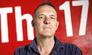 The legend that is Bill Drummond.