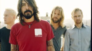 Foo Fighters.  Clever at marketing.