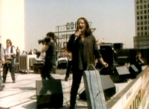 U2 filmed their 'Streets Have No Name' video on the top of a liquor store.