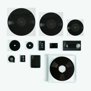 12 analogue formats for Trevor Jackson's 'album'.