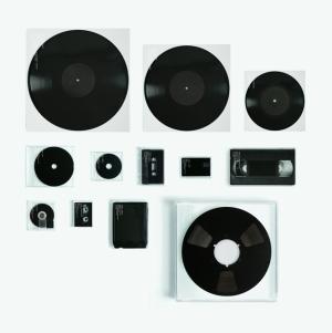 12 analogue formats for Trevor Jackson's 'album'.