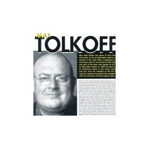 US radio expert Max Tolkoff.