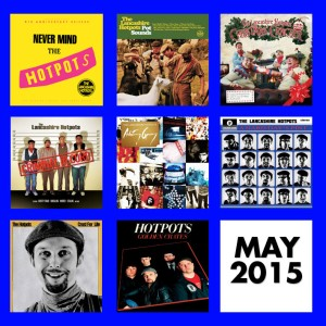 The albums I have successfully released with my band since 2007.
