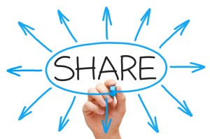 Here are five great ways to get your fans to share your music.