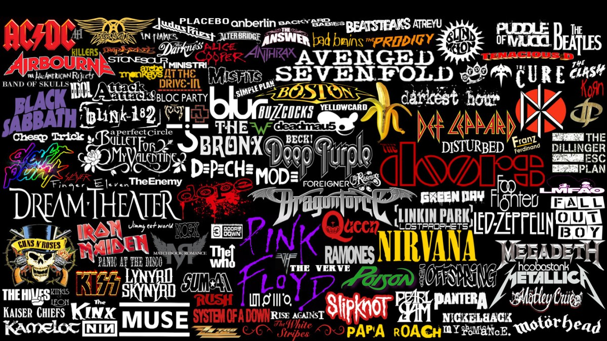 Four Things To Think About With Your Band Logo – 60 Second ...