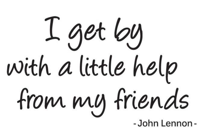 wall_quote_i_get_by_help_friends_s