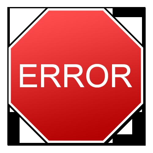 errorstop