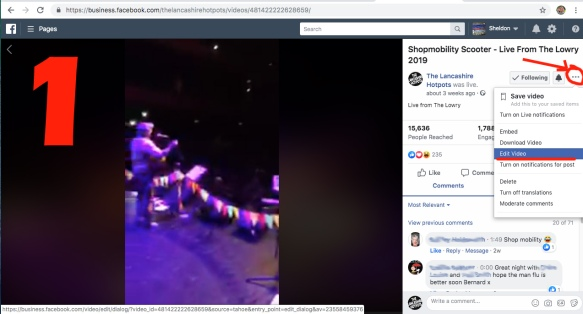 You Can Now Trim Facebook Live Videos | 60 Second Music